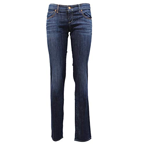 Skinny Jeans J40 Blu Denim Armani Woman Donna 6724y Blue Trouser Fit Tfq5TPwYx