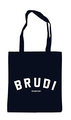 Brudi Frankfurt Bag Black