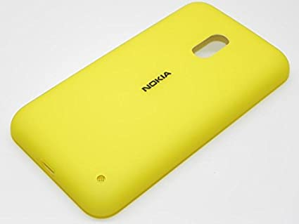 the best attitude 562b7 8c69c Nokia Lumia 620 Back Door Battery Panel Housing (Yellow) by Mobile Life