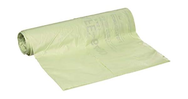 Amazon.com: ecosafe-6400 Compostable Bolsa de basura ...
