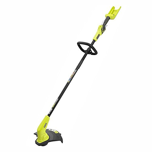 Ryobi RY40204 40-Volt Lithium-Ion Cordless String Trimmer – Battery and Charger Not Included (Certified Refurbished)