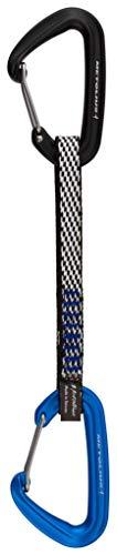Metolius Bravo II Wiregate Quickdraw - Black/Blue 6'
