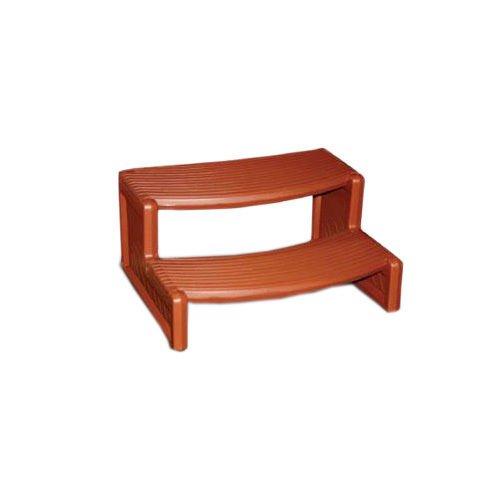 (Confer Plastics Handi-Step for Spa (Medium Redwood))