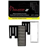 AquaTop PFE-1 Replacement Filter Pad, 2-Pack
