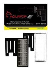 AquaTop PFE-1 Replacement Filter Pad, 2-Pack