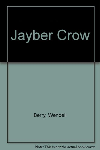 jayber crow Crows feet commons is a product of our customers and the passions that direct  our lives bend is a very special place with wild lands out our backdoor and.
