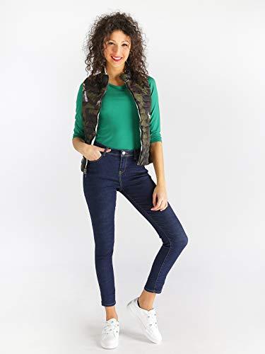 para GHIACCIO Jeans Mujer Vaqueros amp;LIMONE 0wTqRA