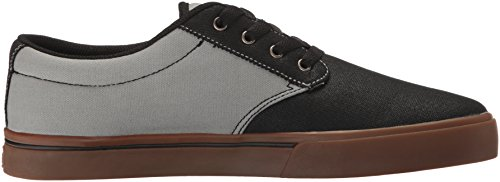 Etnies Jameson 2 Eco, Color: Black/Black/Grey, Size: 42 Eu / 9 Us / 8 Uk