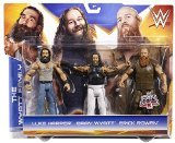 WWE The Wyatt Family 3-pack Eric Harper Luke Rowan and Bray Wyatt by WWE