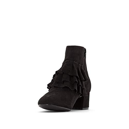 Collections Con Nero La Boots Donna Redoute Frange p5vwRf
