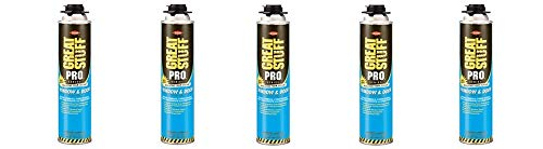 Great Stuff PRO Window & Door 20 oz Insulating Foam Sealant (5-(Pack))