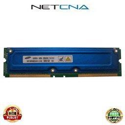 512 Mb Rdram Ram (KTC600E2-512 512MB Compaq PC600 184-pin ECC RDRAM RIMM Memory Kit 100% Compatible memory by NETCNA USA)
