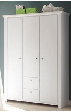 Kleiderschrank DANDY 143x191x51, Farbe anderson pine
