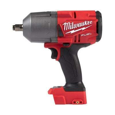 "Milwaukee 2767-20 M18 FUE High Torque 1/2"" Impact Wrench with Friction Ring (Tool Only)"