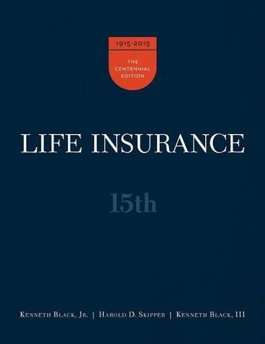 Life Insurance 1915 2015