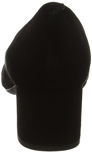 black Jarzu Femme ks Escarpins Unisa Noir 7TqwAp