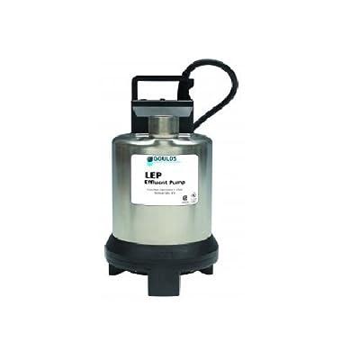 Goulds LEP0711AF 3/4 HP 115V Submersible Effluent Pump
