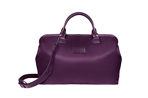 lipault-paris-bowling-bag-m-purple-under-seat