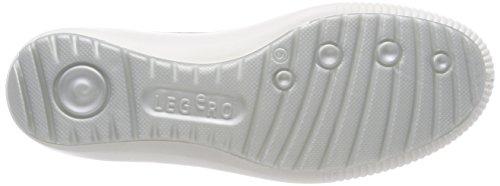 Donna Alluminio a Grigio Alto Legero Collo Tanaro Sneaker q7xzBR