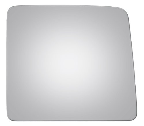 (2008-2011 Ford Truck F-Series Super Duty Pickup Manual, Flat, Passenger Right Side Replacement Mirror Glass )