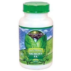 Brain Function ULTIMATE MEMORY FX - 60 caps - 6 Pack by Youngevity