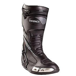 SEDICI LAGUNA MOTORCYCLE BOOT BLACK SIZE 9: Amazon.co.uk: Car ...