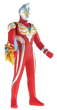 Ultra Hero Series 2005 Ultraman Max Max Galaxy equipped version