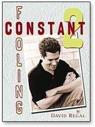 la calidad primero los consumidores primero MMS Constant Fooling Volume 2 by by by David Regal - Book by M & M's  Hay más marcas de productos de alta calidad.