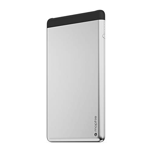 Mophie Powerstation 8X Dual USB External Battery for Smartphones and Tablets (15,000 mAh) – Aluminum (Certified Refurbished)