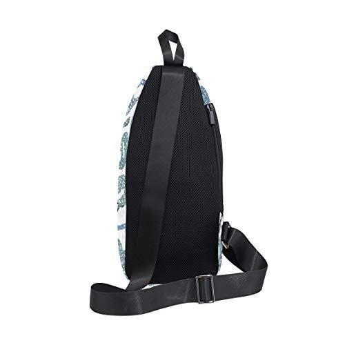 Crossbody Guitars Backpack Sling Shoulder Bag Bennigiry One Chest Acoustic Music Bags Women Classic amp; Men For zpREqP