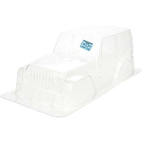 Pro-Line Racing 3322-00 2009 Jeep Wrangler Rubicon Clear Body