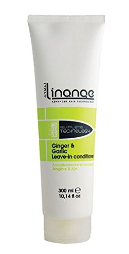 Linange Ginger and Garlic Conditioner 300ml; Hydrating, Mois