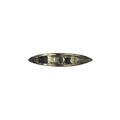 Ocean Kayak Malibu Two XL Angler (Brown Camo, 13 Feet 4 Inches)