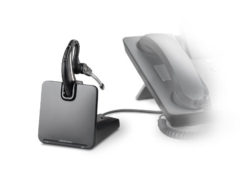 Plantronics CS530 Office Wireless Headset with Extended Microphone by Plantronics (Image #3)