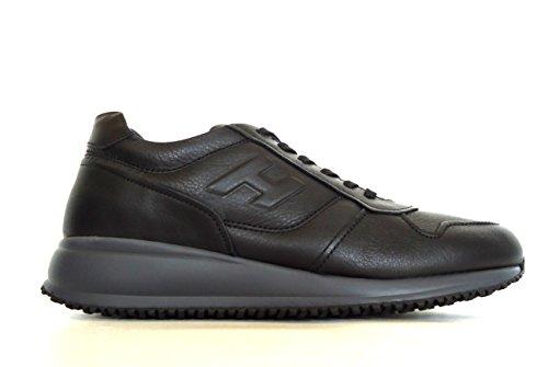 Hogan Herren Sneaker Schwarz Schwarz, Schwarz - Schwarz - Größe: 42