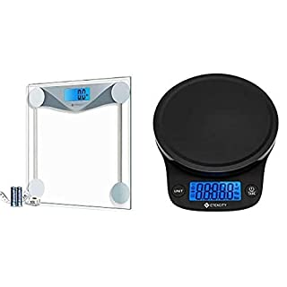 Etekcity Digital Weight Scale and Food Kitchen Scale