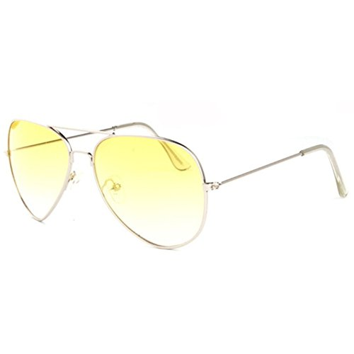 Sinkfish SG80010 Gift Sunglasses for Women,Leisure - UV400/Beige Frames/Khaki Lens