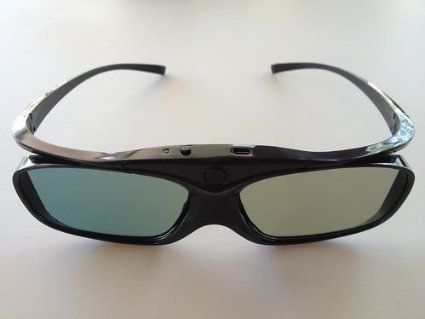 RF Glasses for Better Image Than The JVC PK-AG3G 3D for White Screens-NOT for use with Silver Screens