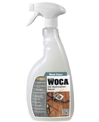 WOCA Oil Refresher Spray - Natural 0.75 ltr