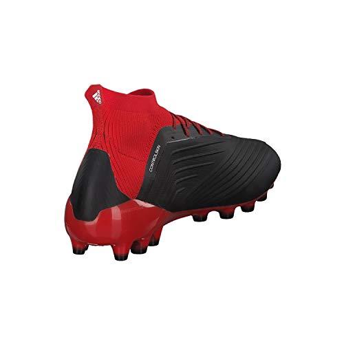 rojo 18 Adidas 1 Predator Ag 001 ftwbla Chaussures Football Noir negbás De Homme qfPAfw5