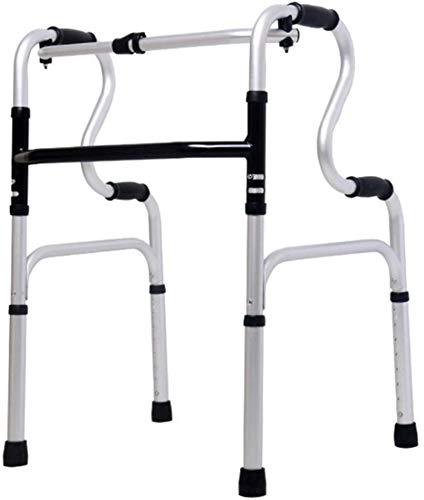 BCX Taburete Marco para caminar Ancianos Aluminio Doble ...