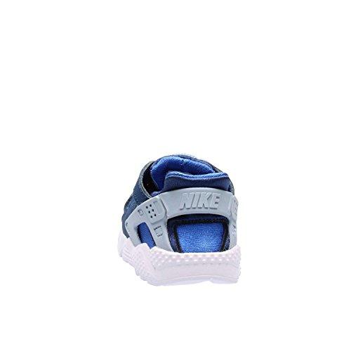 ZAPATILLAS NIKE HUARACHE RUN (TD) Azul (Coastal Blue / Blue Grey / Hyper Cobalt)