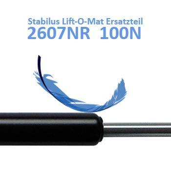 Ersatz f/ür Stabilus Lift-O-Mat 2607NR 100N