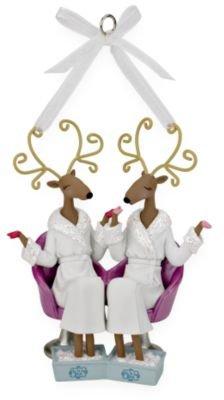 Spa-lendid Friends! 2009 Hallmark Ornament