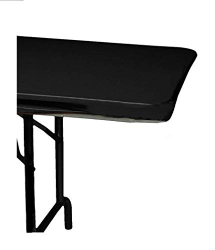 "(Creative Converting Stay-Put Plastic Table Cover | 29"" x 72"" 