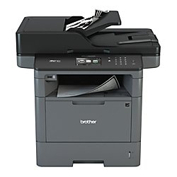 Brother MFC-L5850DW Monochrome Laser All-In-One Printer, Copier, Scanner, Fax by BROTHER
