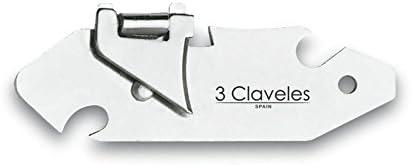 5 Rojo 3 Claveles Cuchillo de deshuesar Proflex de 13 cm Acero Inoxidable