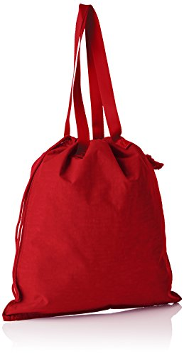 Hiphurray Red Cabas Kipling Lively New Rouge wCxzqnF50a