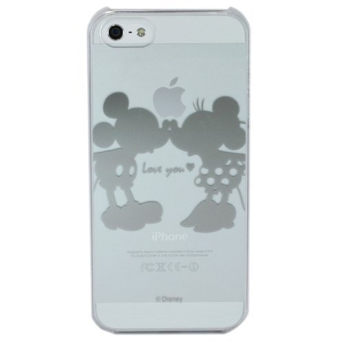 new concept 637e0 12452 iPhone5 5s (NOT 5c) Case - Disney - Mickey & Minnie Mouse Kissing ...