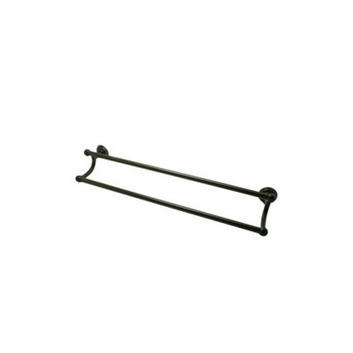 Accessory Collection Jefferson - Berenson Jefferson Collection Double Bar Towel Bar, 24